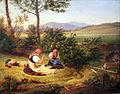 1831 Reinhold Mittagsrast anagoria.JPG