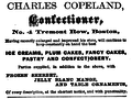 1867 Copeland 4 Tremont Row ad GuideToBoston Massachusetts.png