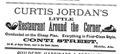 1875 Jordan restaurant advert Mobile Alabama.png