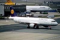 D-AIPF - A320 - Astar Air Cargo