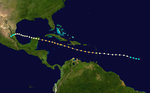 1903 Atlantic hurricane 2 track.png