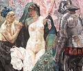 1910 Gallhof Die Versuchung eines Ritters anagoria.JPG