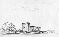 1931 Heilig-Kreuz-Kirche, Köln, Entwurf.jpg