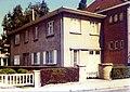 1946 Uccle r. Langeveld, architecte LEON VAN DIEVOET, maison Durdut.jpg