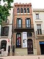 194 Casa Baltasar Gorina, c. Font Vella (Terrassa).JPG