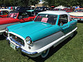 1959 Metropolitan by American Motors at 2015 Macungie show 1of2.jpg