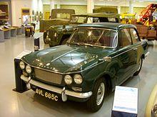 Px Triumph Vitesse Heritage Motor Centre C Gaydon