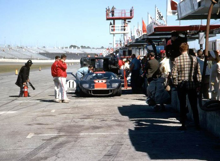 1967 Daytona Box