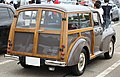 1968 Morris Minor 1000 Traveller rear.jpg