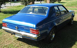 1971 AMC Hornet 2-door sedan blue r.jpg