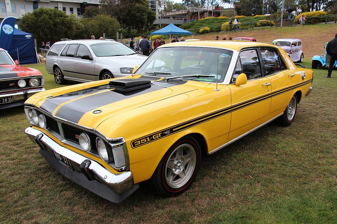 File:1972 Ford Falcon XY GTHO Sedan (12995029084).jpg ...