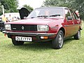 1983 Renault 20 TX automatique, front view.jpg