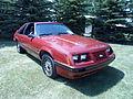 1984 Ford Mustang GT (7539519256).jpg