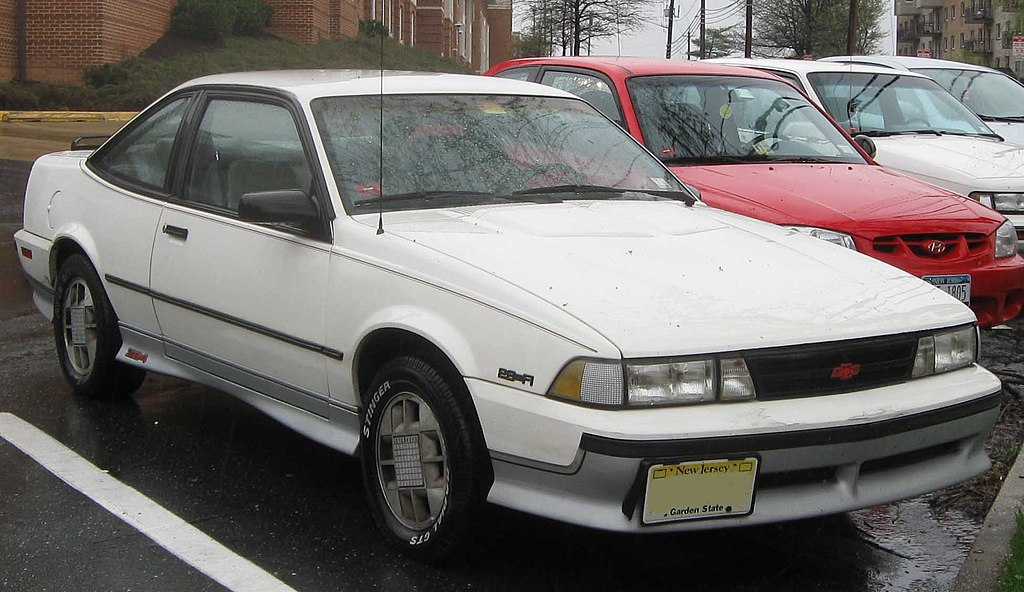 File1988 1990 Chevrolet Cavalier Z24 Coupeg Wikimedia Commons