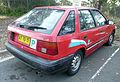 1991-1994 Hyundai Excel (X2) LS 5-door hatchback 02.jpg