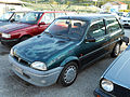 1996 Rover 100 Kensington SE - front, 1.jpg