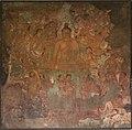 19th century copy of 1st century BCE to 5th century CE Ajanta Cave 1 painting.jpg