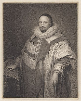 Thomas Coventry, 1st Baron Coventry - The 1st Lord Coventry.