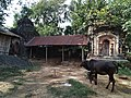 1st and second of three Aatchala temple of Bhuinya family of Alui village under Ghatal Police Station at Paschim Medinipur District in West Bengal 12.jpg