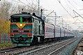 2ТЭ10М-0745, Россия, Татарстан, перегон Новое Аракчино - Казань (Trainpix 79260).jpg