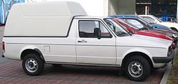 VW Caddy (14D)