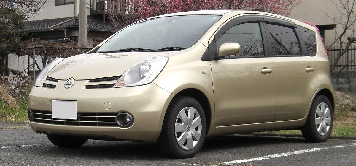 Nissan Note - Wikipedia