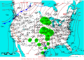 2006-04-29 Surface Weather Map NOAA.png