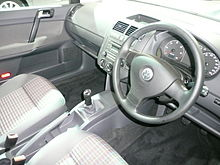 Volkswagen polo mk4 wikipedia interior sciox Choice Image