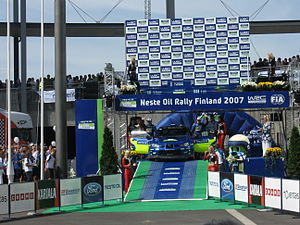 2007 Rally Finland podium 06.JPG
