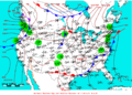 2009-05-05 Surface Weather Map NOAA.png