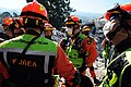 2010년 중앙119구조단 아이티 지진 국제출동100118 중앙은행 수색재개 및 기숙사 수색활동 (198).jpg