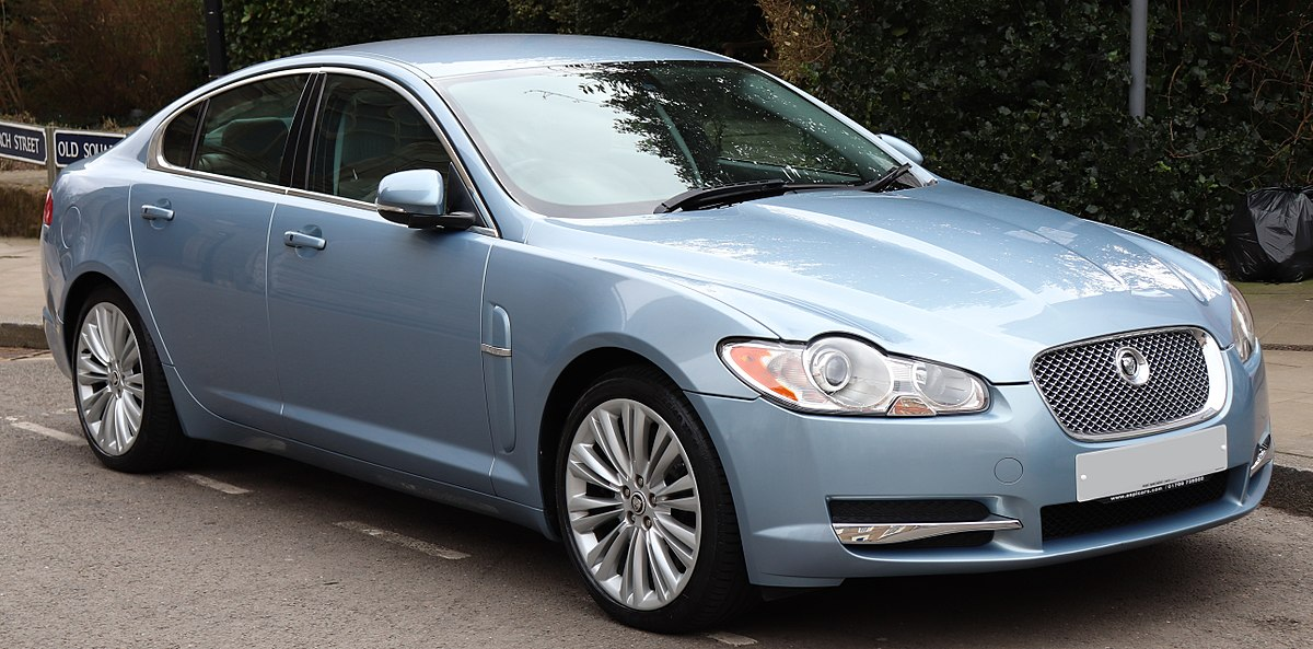 jaguar xf x250 wikipedia. Black Bedroom Furniture Sets. Home Design Ideas