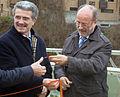 2011-03-14 11,59,36 Pasarela Doctor D. Pedro Gómez Bosque (Valladolid).jpg