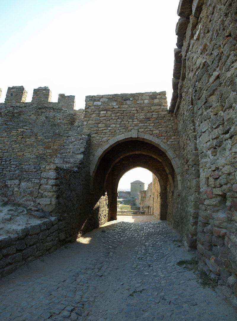 В Аккерманській фортеці