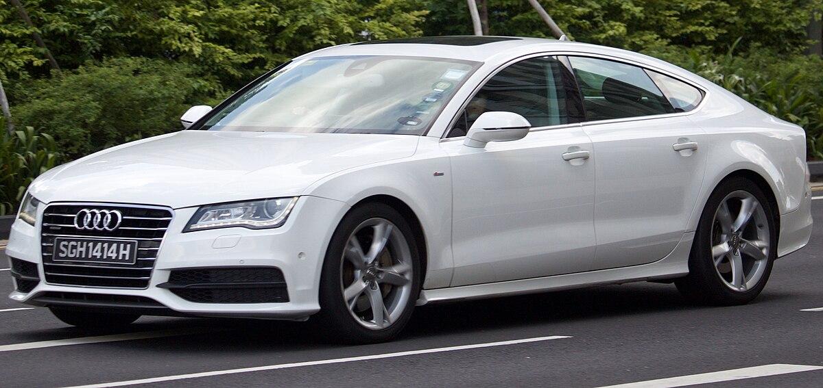 Audi A7 - Wikipedia