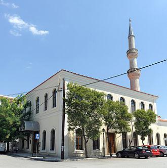 Western Thrace - Eski Mosque, Komotini.