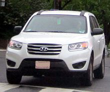 Hyundai Santa Fe Wikipedia Rh En Wikipedia Org 2012 Toyota Highlander 2012  Ford Explorer
