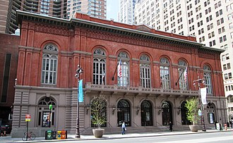Academy of Music (Philadelphia) - Image: 2013 Academy of Music from south