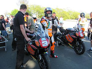 2013 Isle of Man TT - Image: 2013 Isle of Man TT 2