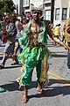 2013 San Francisco Carnaval - dancer in Brazilian colors.jpg