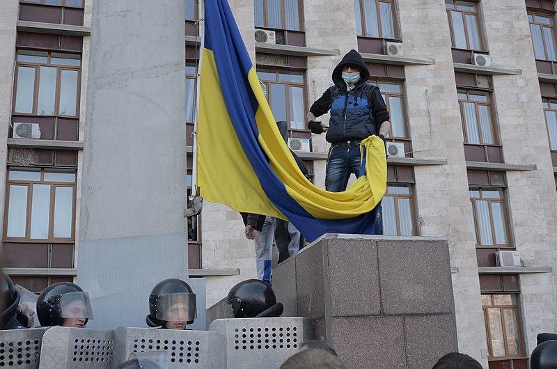 File:2014-04-06. Протесты в Донецке 161.jpg