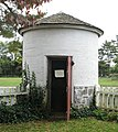 2014 Landis Valley Museum Round Smoke House.jpg
