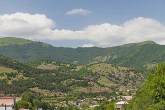 Tavush Province - The Lesser Caucasus
