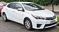 Toyota Королла фото