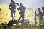 2015.8.11 수도기계화보병사단 신병교육대 각개전투훈련 Individual combat skill and techniques training, Republic of Korea Army Capital Mechanized Infantry Division (22766564556).jpg