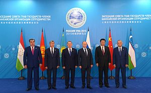 2015 Summit of the Shanghai Cooperation Organization 03