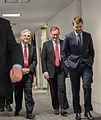 2016-03-22 Senator Amy Klobuchar meets with Merrick Garland 01 (cropped).jpg