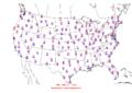 2016-04-05 Max-min Temperature Map NOAA.png
