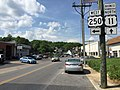 2016-05-27 16 11 00 View north along U.S. Route 11 Business and west along U.S. Route 250 (North Augusta Street) near Sunnyside Street in Staunton, Virginia.jpg