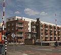 20160422 Kwekersbrug en nieuwbouw kop Gildekwartier.jpg
